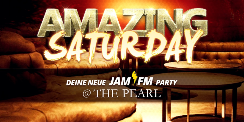 JAM FM AMAZING SATURDAY