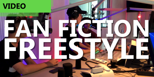 Fan Fiction Freestyle 15