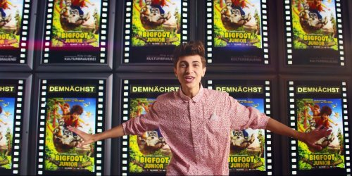 Lukas Rieger Bigfoot Junior